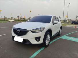 "JUAL CEPAT TERMURAH Pajak11 2022! Mazda CX-5 2.5 GT Skyactiv R19"" 2014"