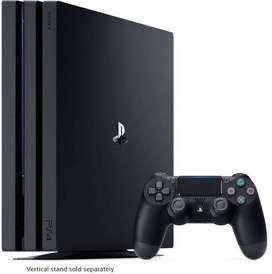 Ps4 pro 1tb with one controller