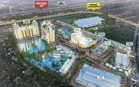 Apartemen Bekasi Town Square Type 2 BR Semy Furnished. Siap Huni
