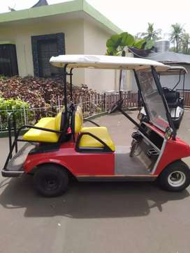 Mobil golf second murah