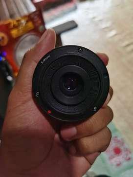 Lensa 7Artisans 50mm F/1.8 for Sony E-Mount