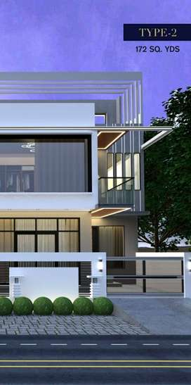 # 4 BHK Beautiful Villas in Sangwan Heights Raj Nagar Ext.