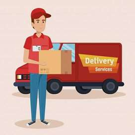 Delivery Assistant wanted for Transport service..