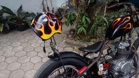 Helm Classic Retro Vintage