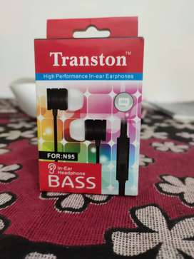 Transton earphones for ikall mobile phones