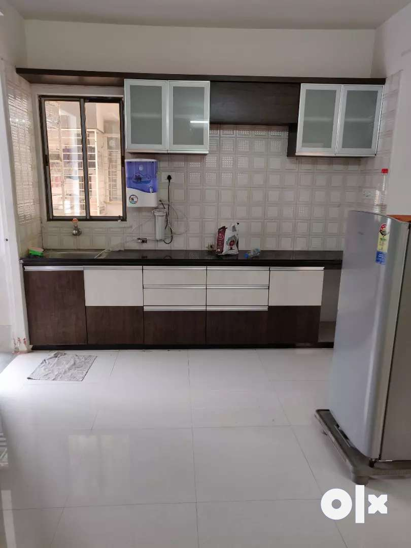 2 BHK fully furnished flat in manjalpur. 0