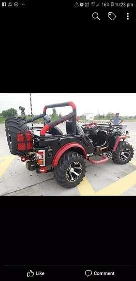 Singla motor modified