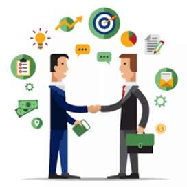 Requirement of business partner