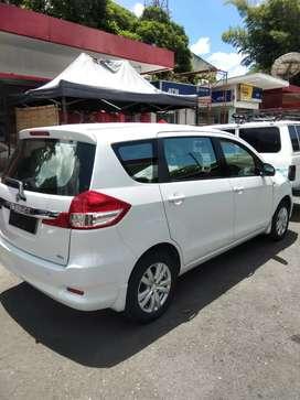 Suzuki Ertiga GL Manual 2017 Putih Istimewa Murah