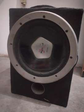 Base 1000 watt sony xplod.