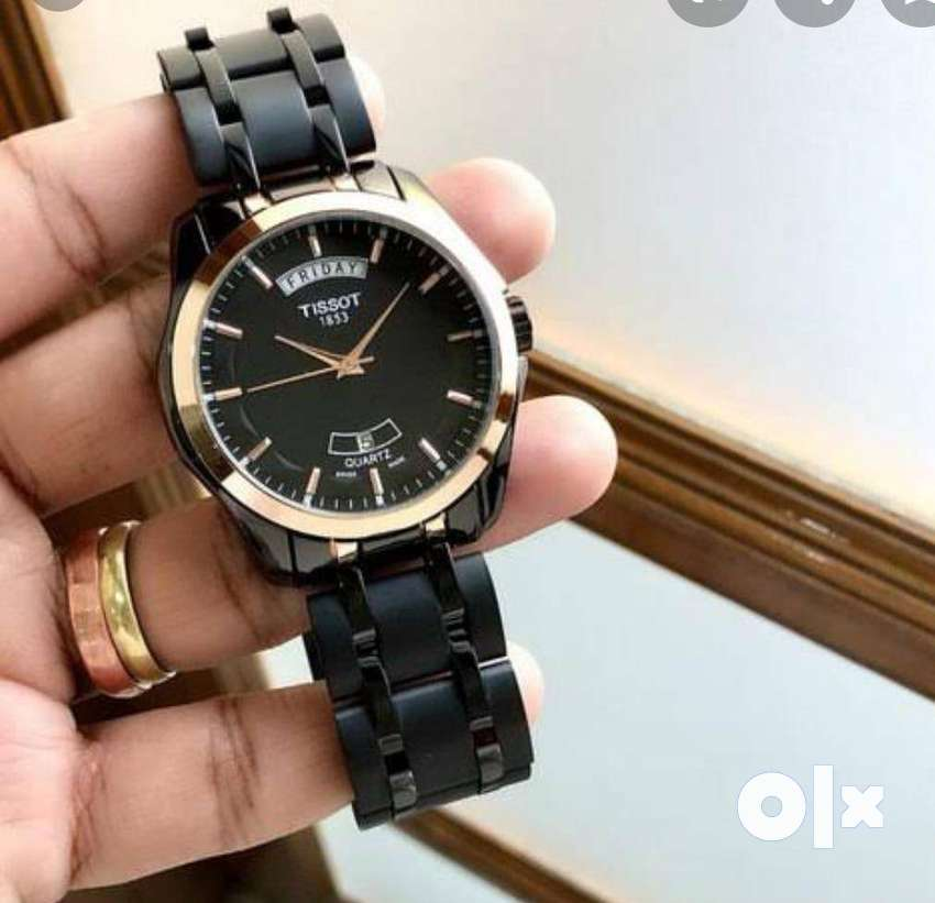 Tissot Day and Date Feature Watches CASH ON DELIVERY PRICE NEGOTIABLE 0