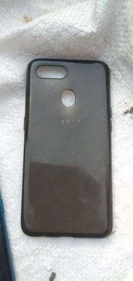 Oppo A7 good condition mobile
