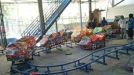 Mini coaster pancingan elektrik odong odong RAA