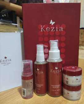 Kezia Whitening Skin Care / Exclusive Gift Box