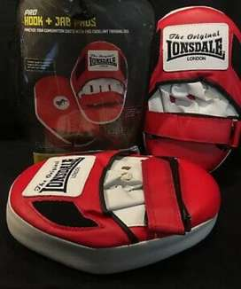 Pro Hook and Jab Pads