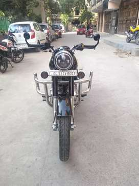 Royal Enfield classic 350cc 2018 model april
