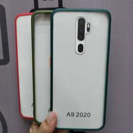 Fuze Color Case Oppo A5/A9 2020