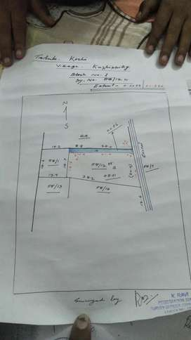 5.500cent plot for sale in cherai munambam Rd
