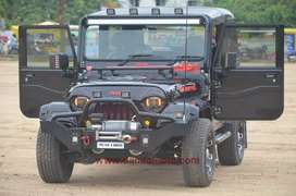 Full modified Thar power steering power brake power clutch and all