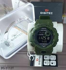 Jam tangan original digitec 5112
