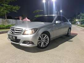 Jual Murah Mercedes-Benz C200 AVG 2011