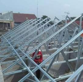 layanan pemasangan atap baja ringan MENYEJUKKAN RUMAH ANDA