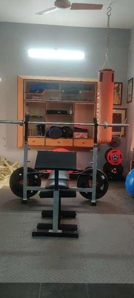 Adjustable Multi bench