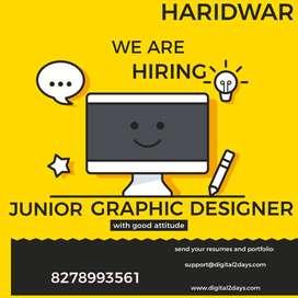 Junior GraphiCS Designer