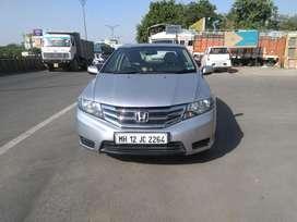 Honda City 1.5 S AT, 2012, Petrol