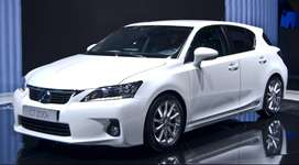 Lexus Ct200H 2011 ... Drive with comforts