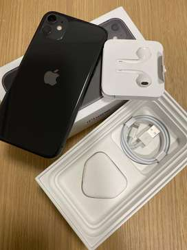 black 11 128gb available