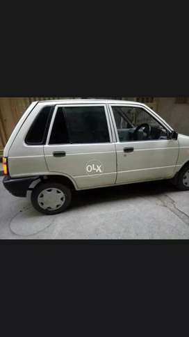 Mehran 2004 , Neat Condition