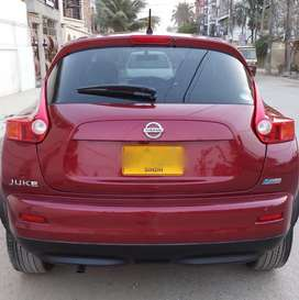 Nissan juke 2010 reg 2015 new condition 1500CC