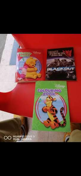 Activity Books for sale