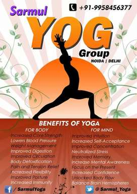 Yoga at home instructor