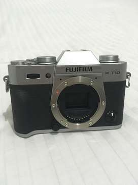 Kamera Fujifilm XT-10, lensa Fujinon XF 27mm f2.8 & 18-135mm f3.5-5.6