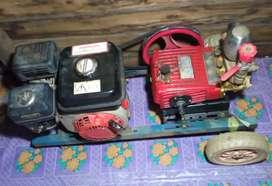 Mesin cuci sepeda motor/mobil