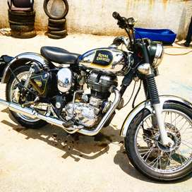 Mint Condition Royal Enfield Electra 350CC