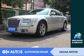 [OLXAutos] Chrysler 300C 2006 3.5 Bensin A/T Silver #Arjuna Motor