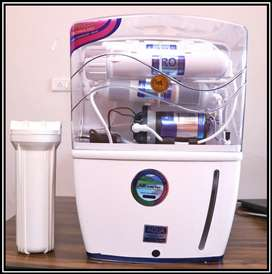 LIMITED TIME OFFER ON RO 15 L tank capacity with bowl tv ri cooler