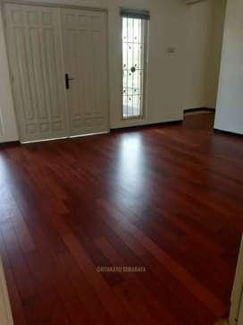 Lantai kayu merbau/pagar kayu/decking kayu/tangga kayu/plafon kayu
