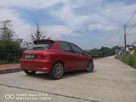 Peugeot 206 MT 2003