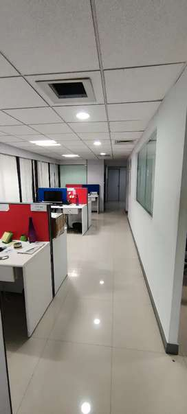 T Nagar fully furnished office space rent 1980sqft 15 w/s