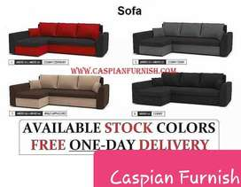 27. New offer price on L shape sofa
