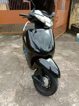 Honda Activa with all papers up-to date with new tyres