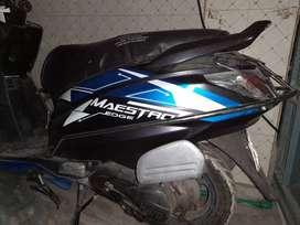 Very good condition Hero Maestro Edge Zx, 10000 km driven, 2017 model