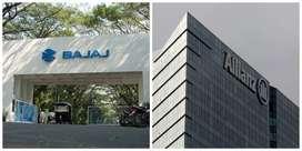 Hiring In Full Time Job In Bajaj Motors Anyone Can Apply