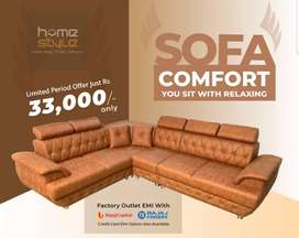 ALI BABA !!! Offers Excellent designer sofas just in 42500/-