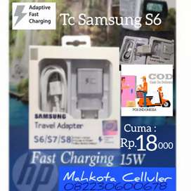 Charger samsung S6 fast charging