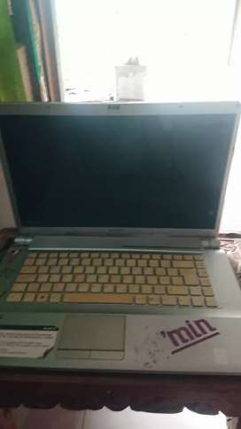 Di jual laptop sony vaio 17 mati